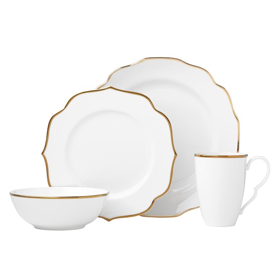 Lenox Luxe 4-Piece Dinnerware Set from Nordstrom