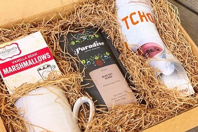 Crate Joy Hot Chocolate Subscription Box