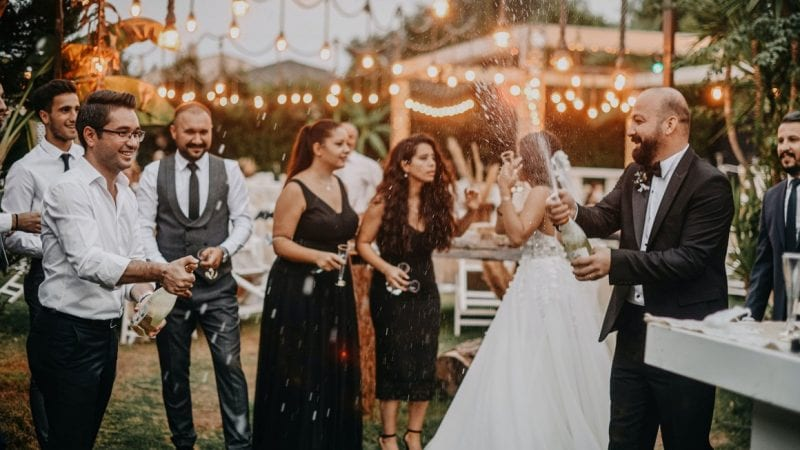 best wedding cocktail music