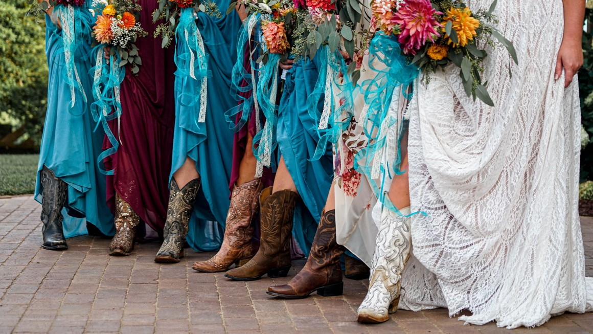 best country wedding music