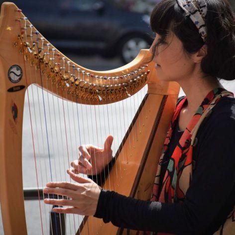 harp wedding songs