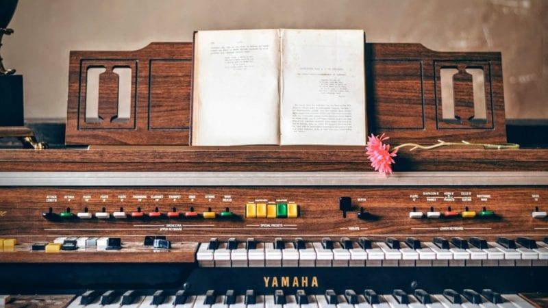 organ wedding songs