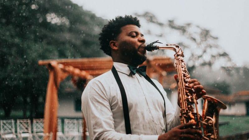 saxophone wedding songs