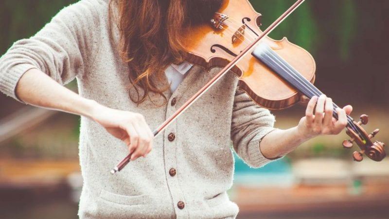 violin wedding songs